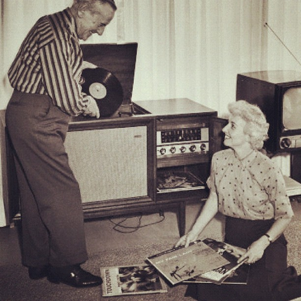 Why do I collect records (instead of CDs)? | ::Analog Jazz::